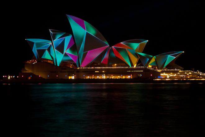 The Opera House. Still an attention whore!